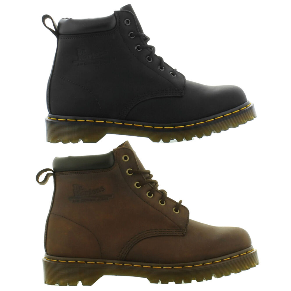 new dr martens 939 ben boots mens leather shoes size uk 7