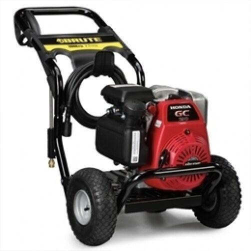 Brute Pressure Washer Gc190 Honda Engine 3000 Psi 2 5 Gpm