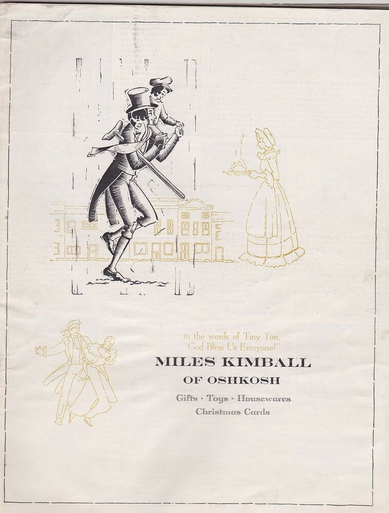 1957 VINTAGE CATALOG #1970 - MILES KIMBALL of OSHKOSH WI department ...