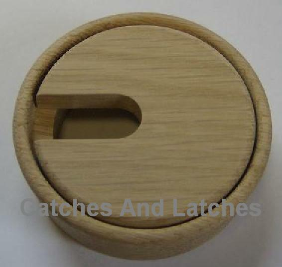 80mm wooden desk table cable tidy port hole outlet grommet for 3 furniture grommet