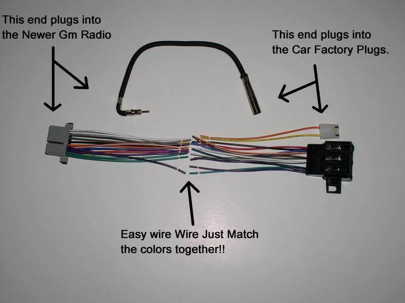 s-l1000 Radio Delco Diagram Wiring on