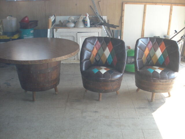 Leather Barrel Chairs - Walmartcom
