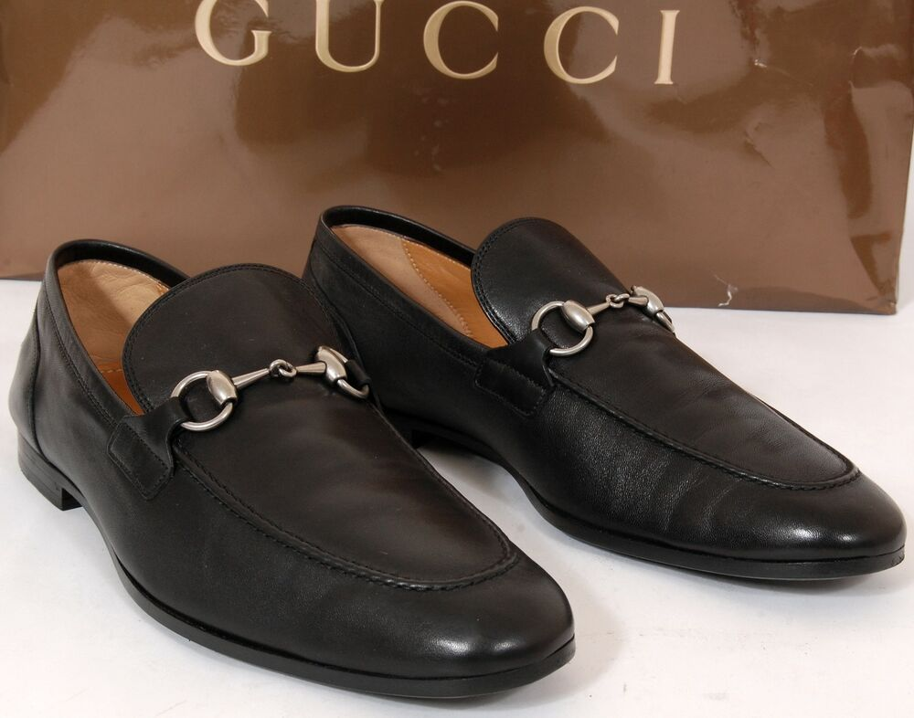 Gucci Brown Shoes With Buckle