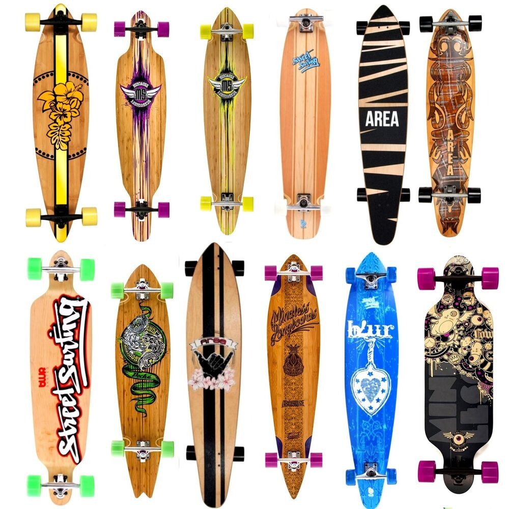 longboard skateboard streetsurfing area mindless neu ebay. Black Bedroom Furniture Sets. Home Design Ideas