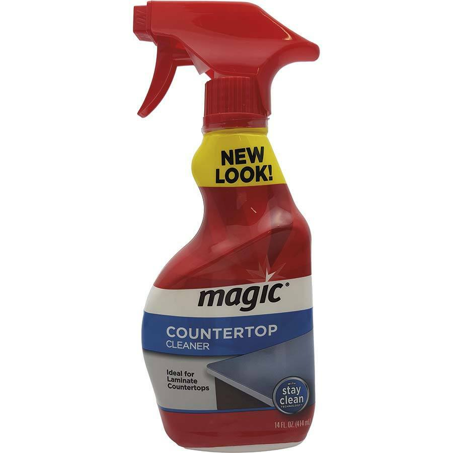 Magic Company Countertop Magic Solid Surface Cleaner 14oz Bottle - UK ...