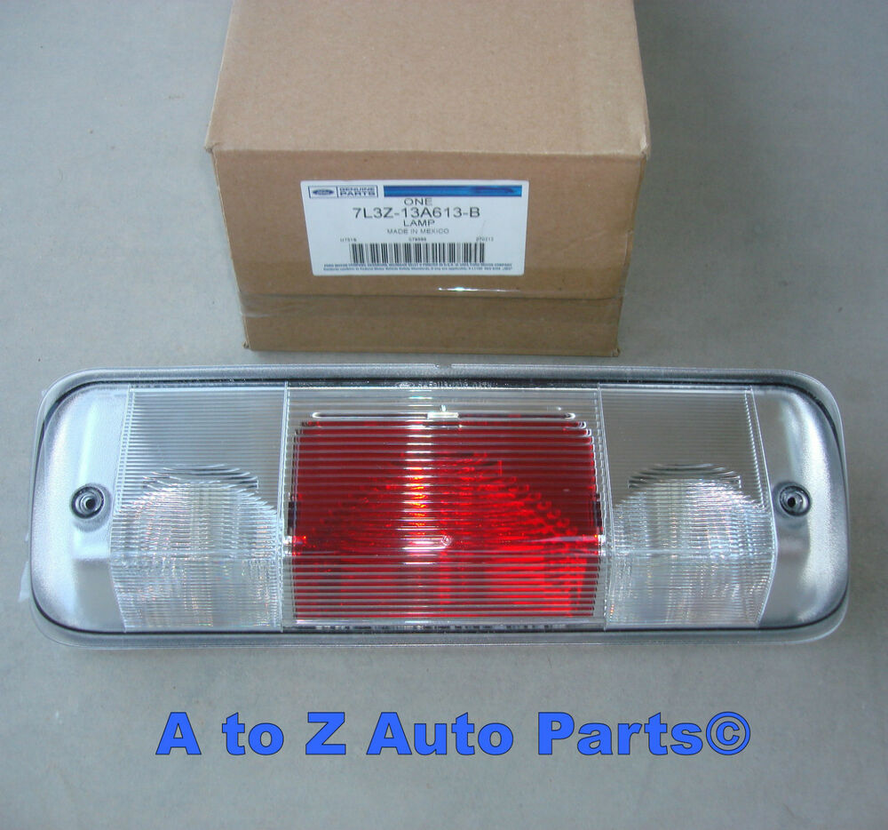 NEW 04-08 Ford F-150 Third Brake Light Lamp W/ NEW Seal
