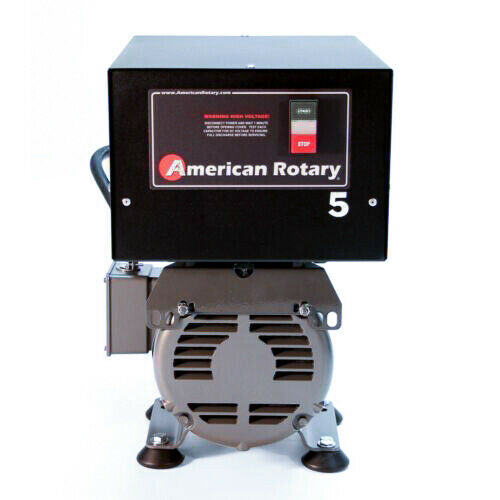 American Rotary Phase Converter AR5F