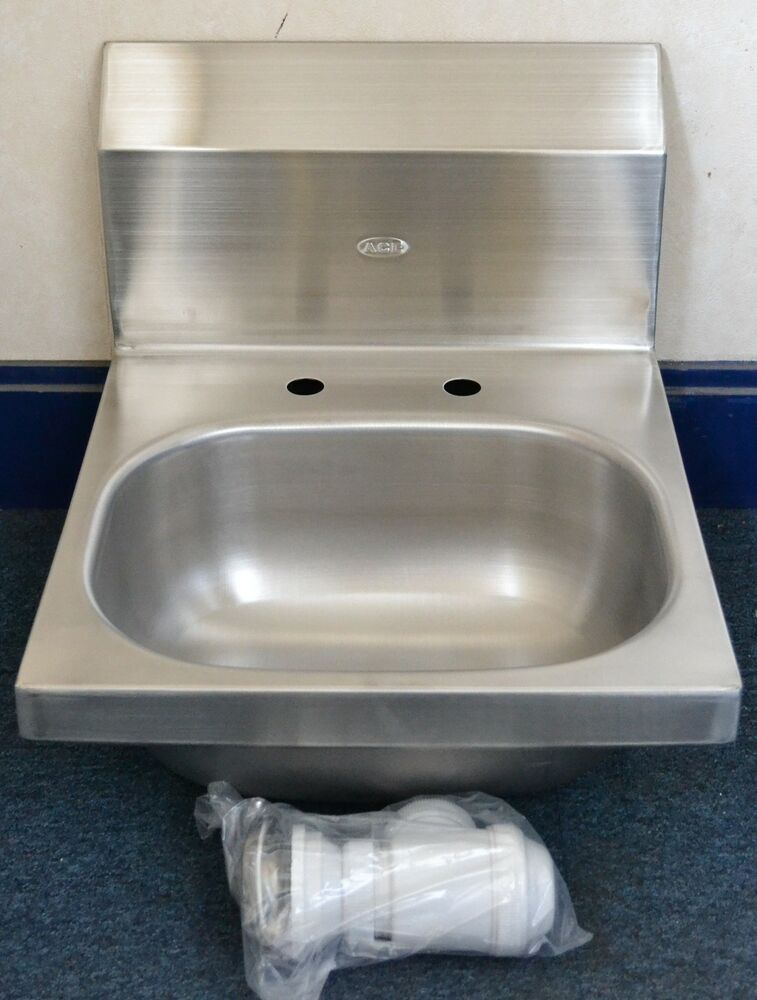 Mad May Sale Wall Mounted Stainless Steel Hand Wash Sink