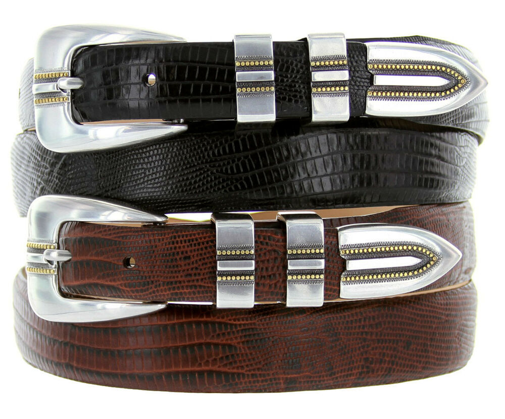 Leather Dress Belts for Men. Men's dress belts from Orion Leather are handcrafted using the finest dark and tan leathers, giving your waistline a touch of class for formal occasions and everyday use in business dress.