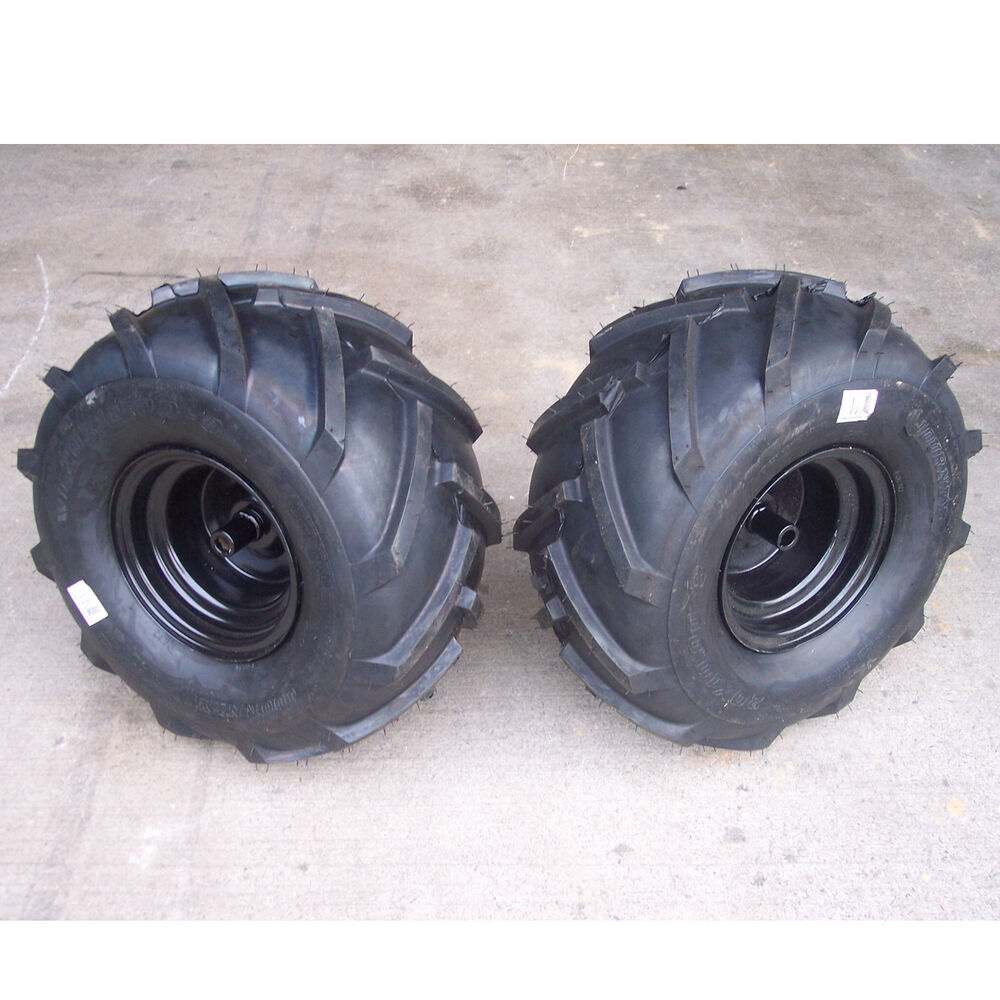 Tractor Wheel Rims : Tires rims wheels assembly garden tractor