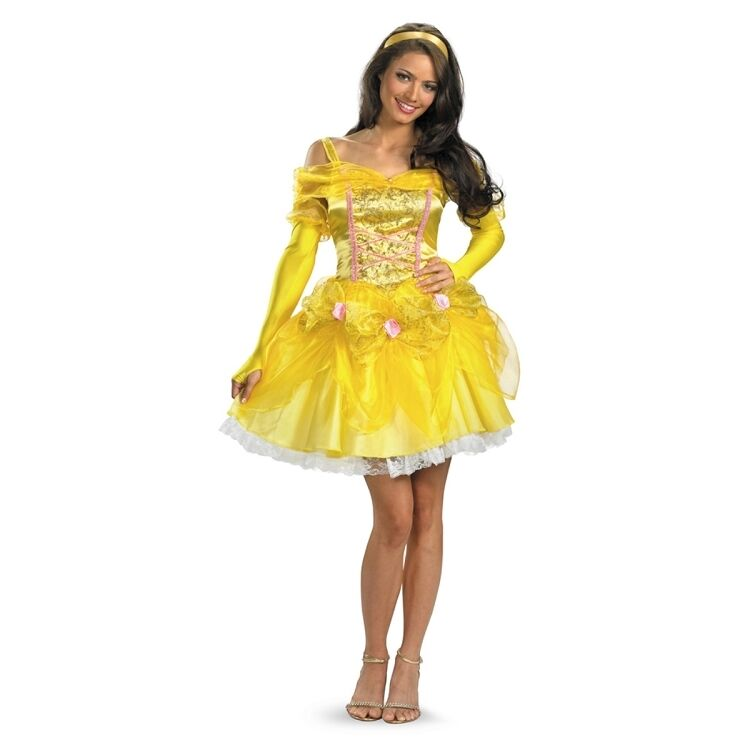 Popular Beauty and The Beast Adult Costumes-Buy Cheap