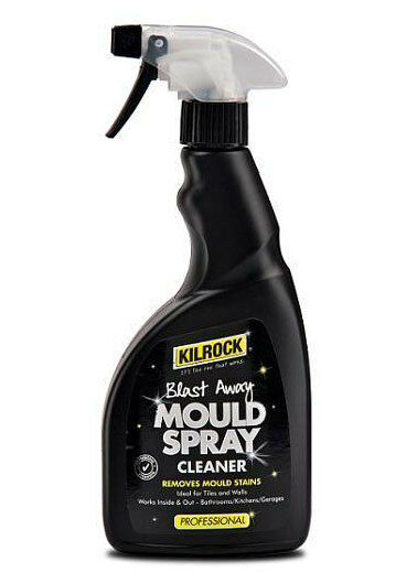 Kilrock blast away mould spray cleaner 500ml removes mould for H g bathroom mould spray