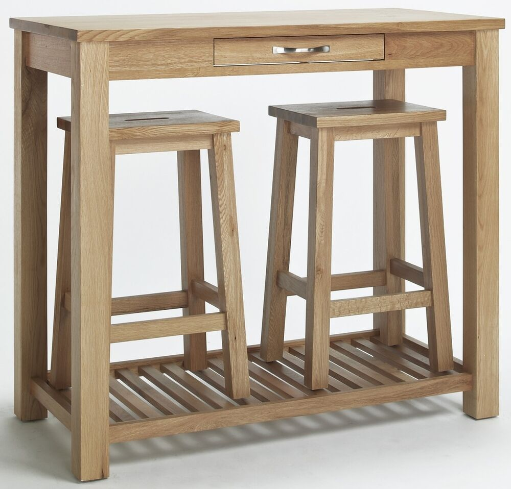 oaken solid oak kitchen furniture breakfast dining table