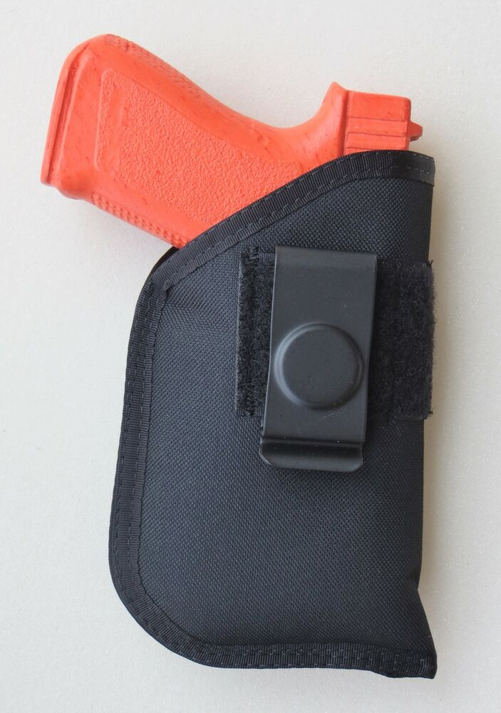 Inside Pants IWB Holster for Su0026W SIGMA, SW9VE, SW40VE With Underbarrel ...