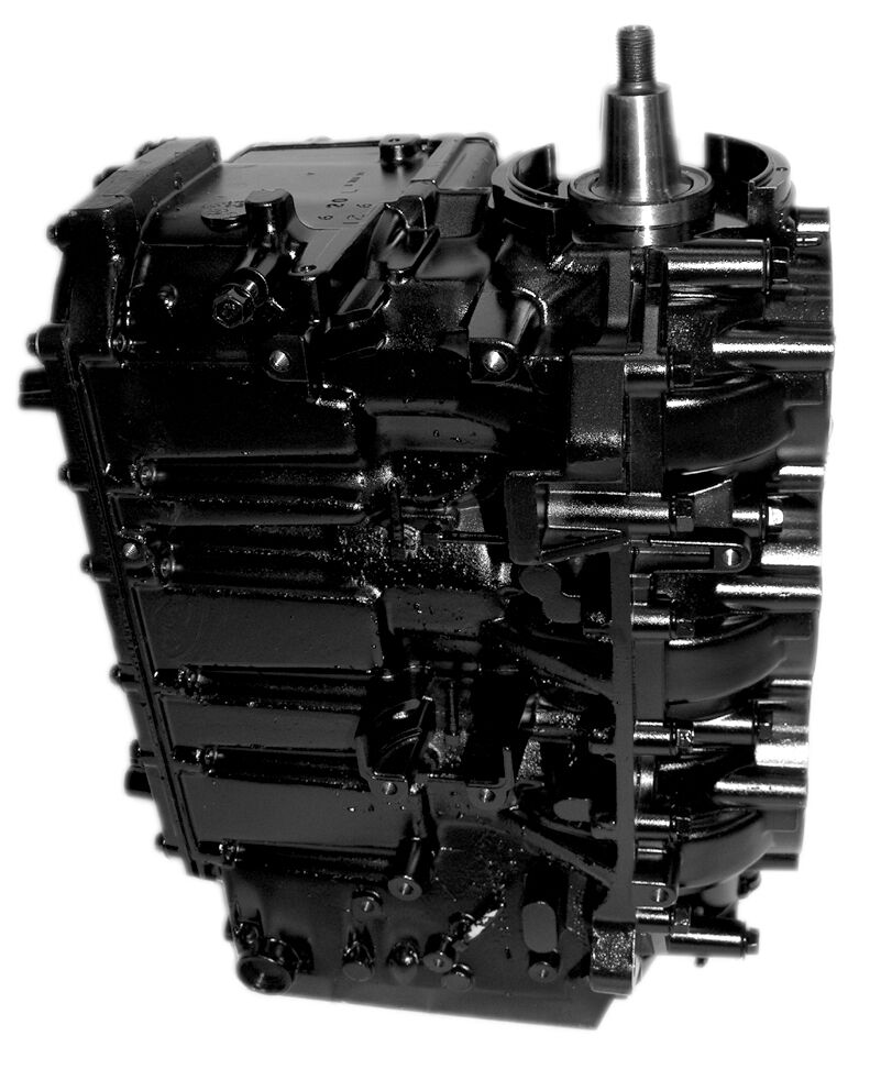 Remanufactured mercury mariner 70 75 80 90 hp 3 cyl l3 for Mercury 90 hp outboard motor