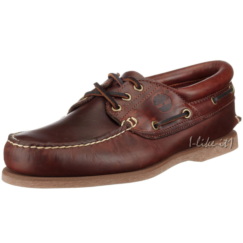 Timberland Slip On Boat Shoes