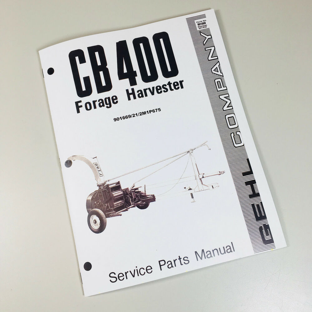 Gehl 4625sx repair manual