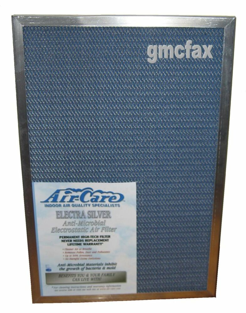 20x36x1 Electrostatic Furnace A C Air Filter Washable