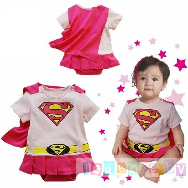 Baby & Toddler Superhero Costume Ideas and Tips. Fun, exciting and absolutely irresistible, our mighty selection of superhero and supervillain costumes for infants and toddlers is ready to pack some action and adventure into your family's Halloween!