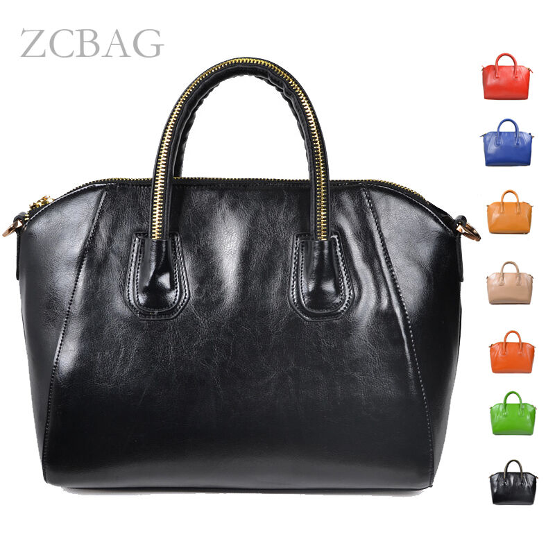 Most Popular Vintager Genuine Leather Women Tote Bag Lady ...
