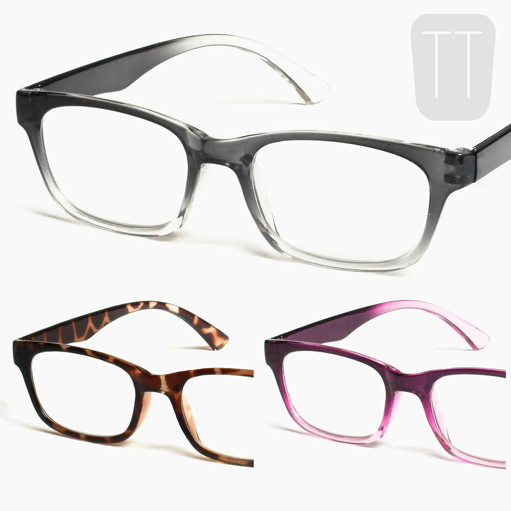 new retro rimmed reading glasses readers strengths 1 5