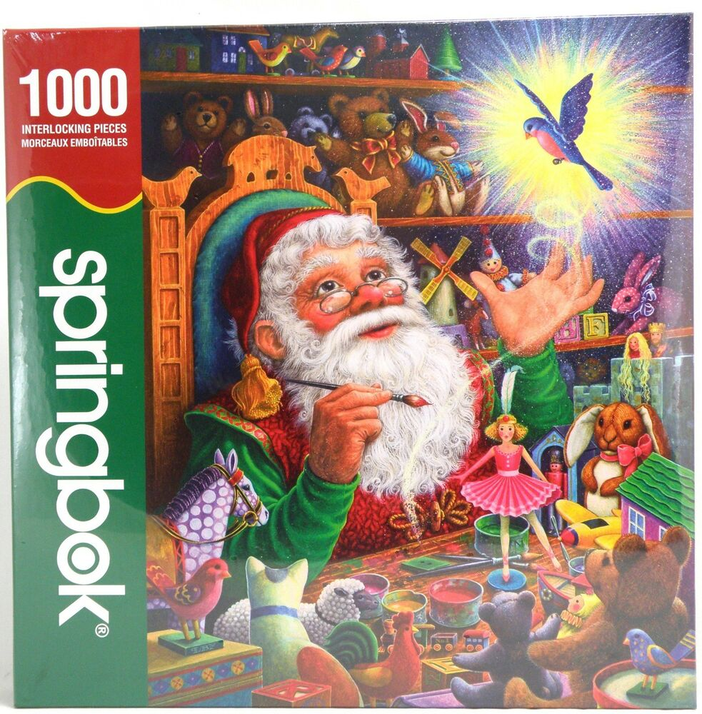 """Magic Touch"" 1000 Piece Jigsaw Puzzle"