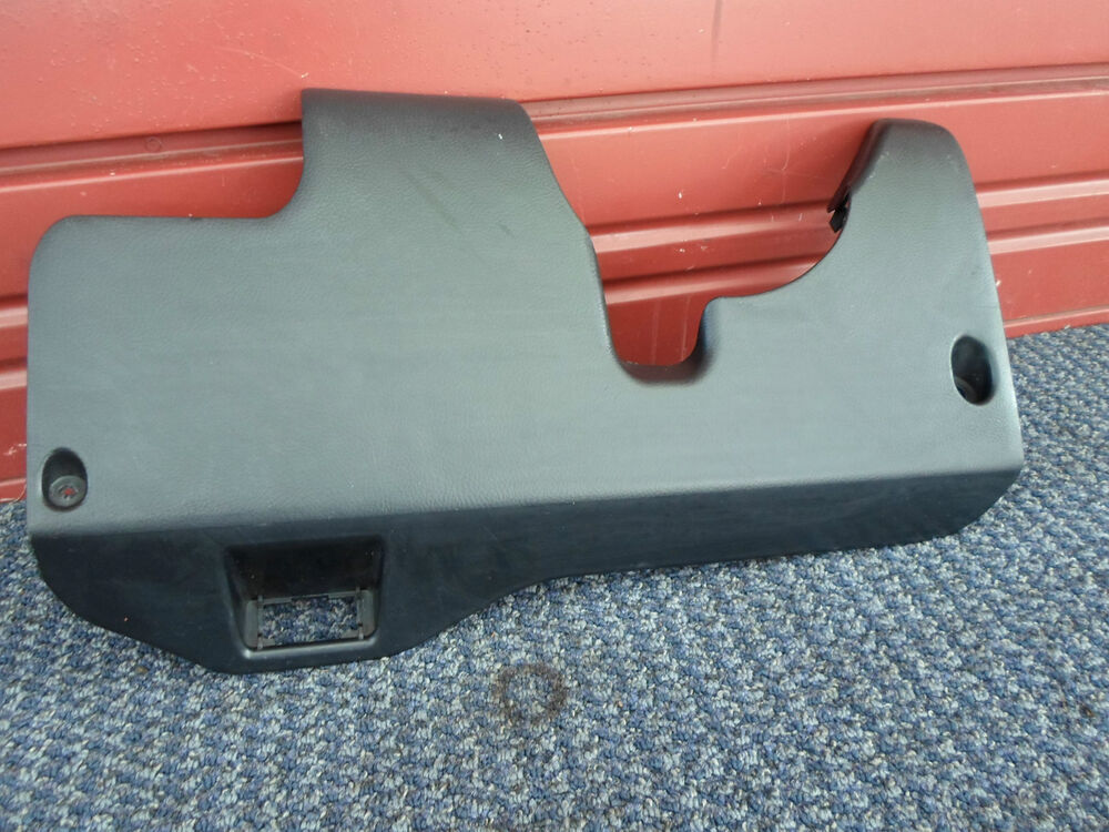 00 01 02 03 Toyota Mr2 Spyder Lh Lower Dash Panel Oem Ebay