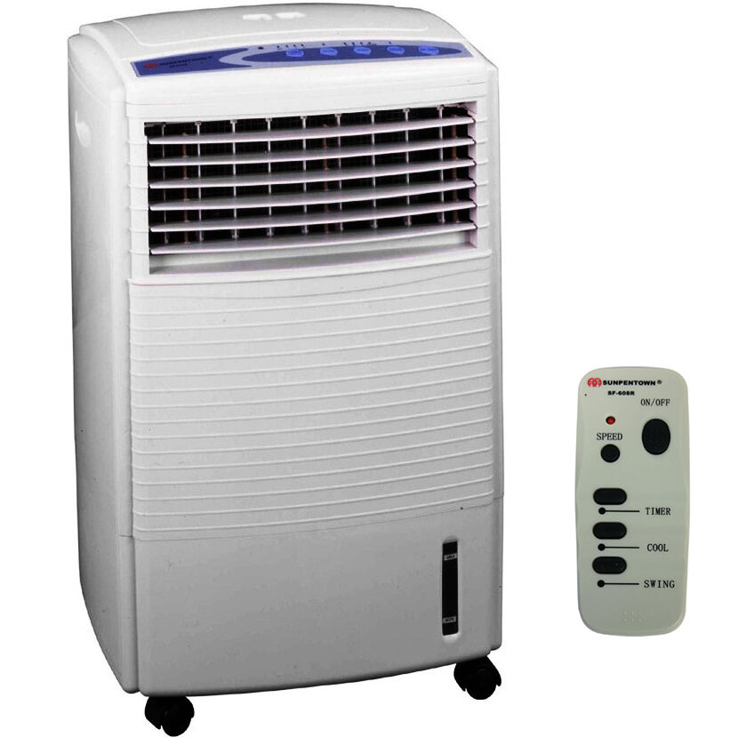 Cooler Air Units : Portable evaporative air cooler mini compact cooling