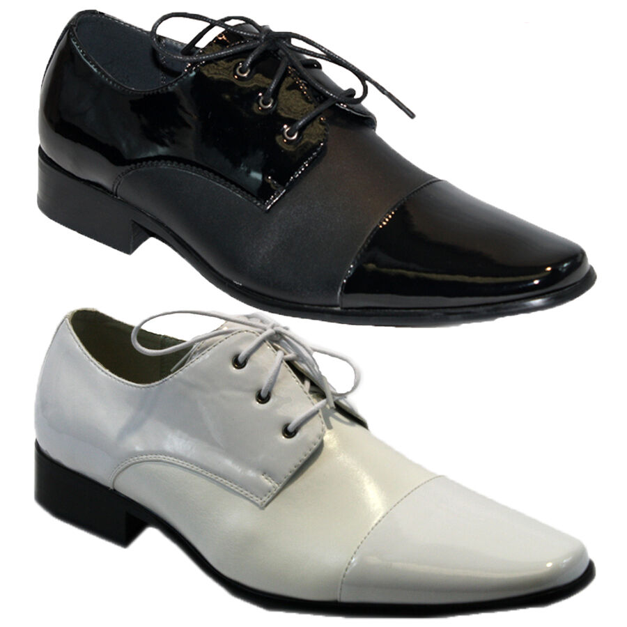 mens smart wedding shoes italian formal office work casual