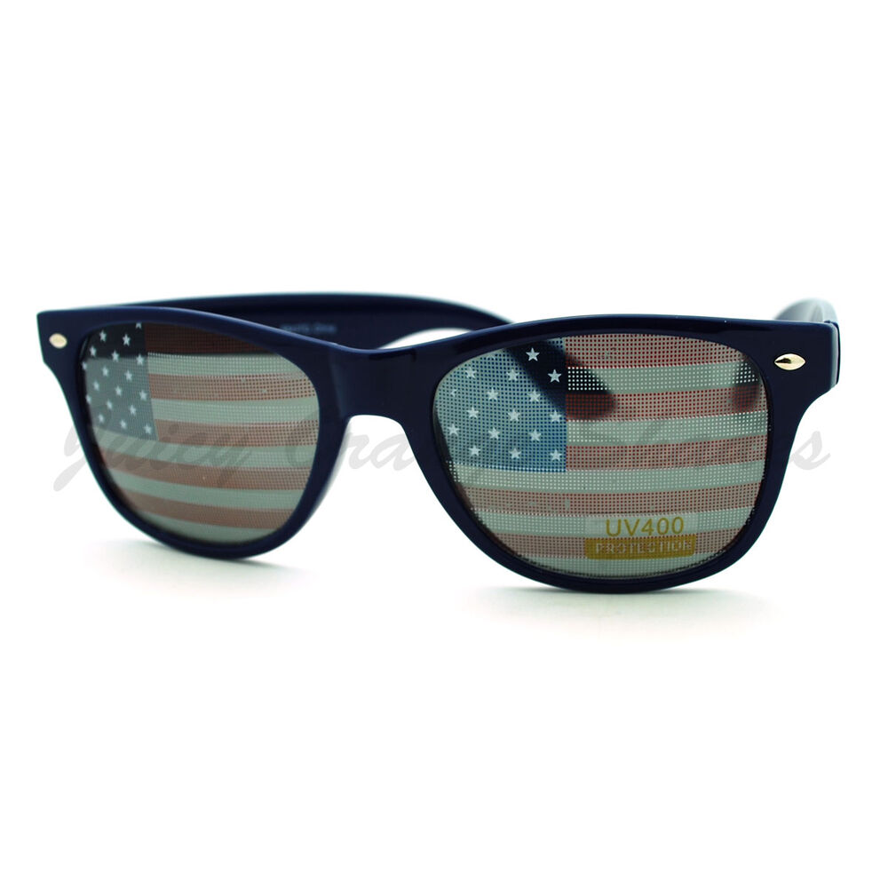 Buying eye glasses made in the USA supports great paying jobs for your fellow Americans. That is the motivation behind our list of Glasses Made in the USA that can be found at Americansworking's directory of American Made products including eye wear.