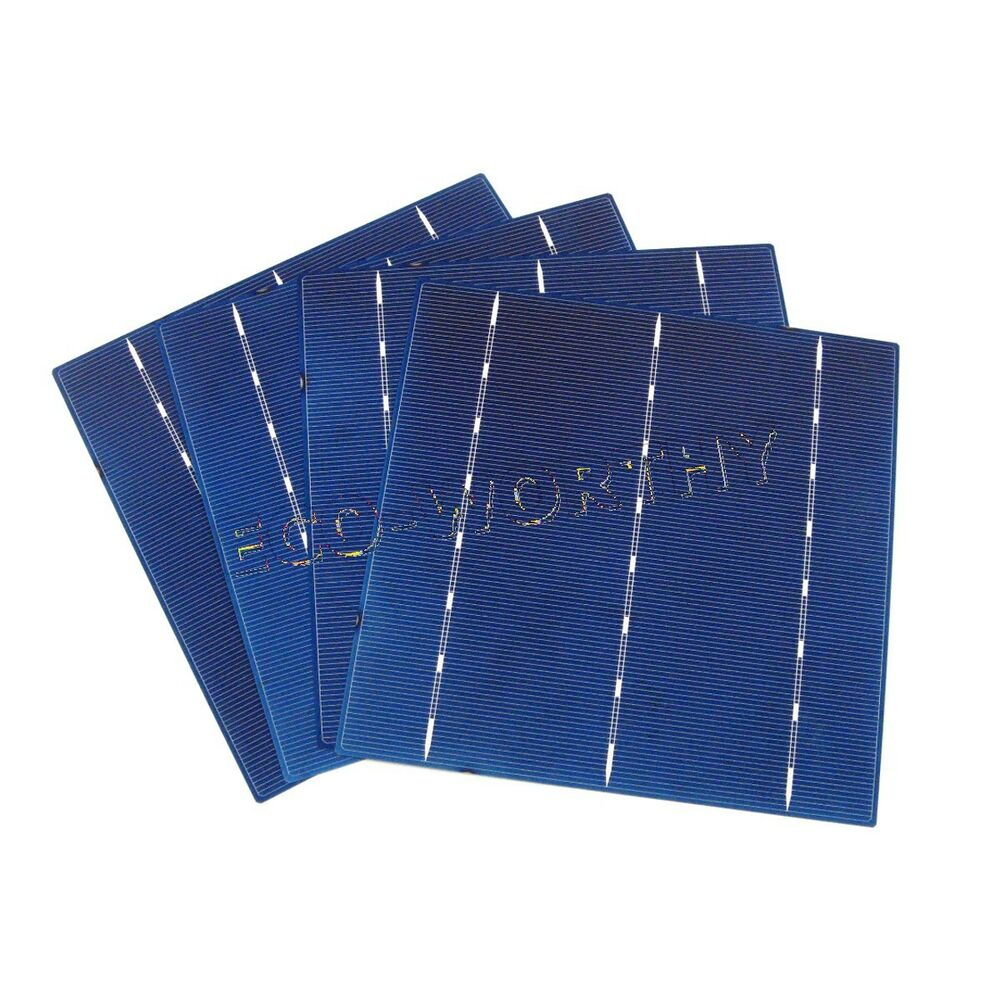 ... 6x6 5x5 Multiple Size High Efficiency Solar Cells for DIY Panel | eBay