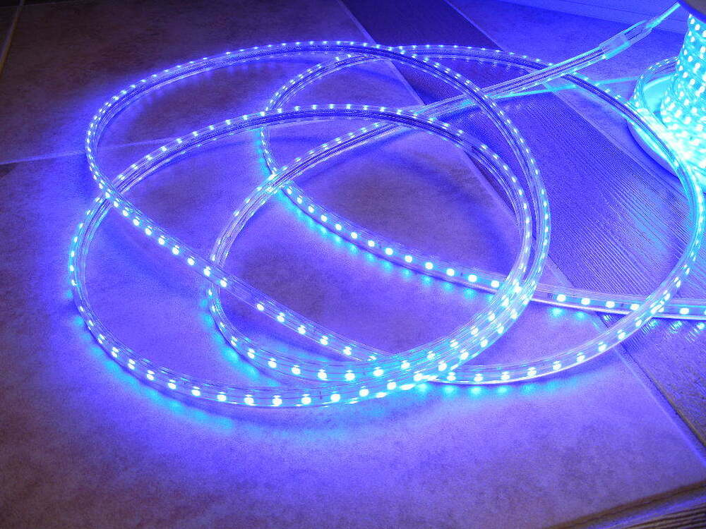 Custom Length Christmas Lights