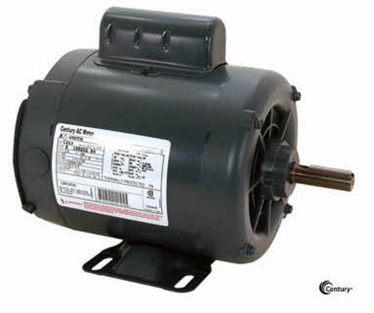 C224 1 3 hp 1725 rpm new ao smith electric motor ebay for 1 3 hp motor