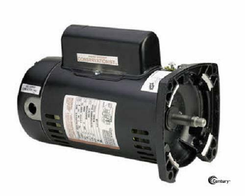 sq1152 1 5 hp 3450 rpm new ao smith electric motor ebay
