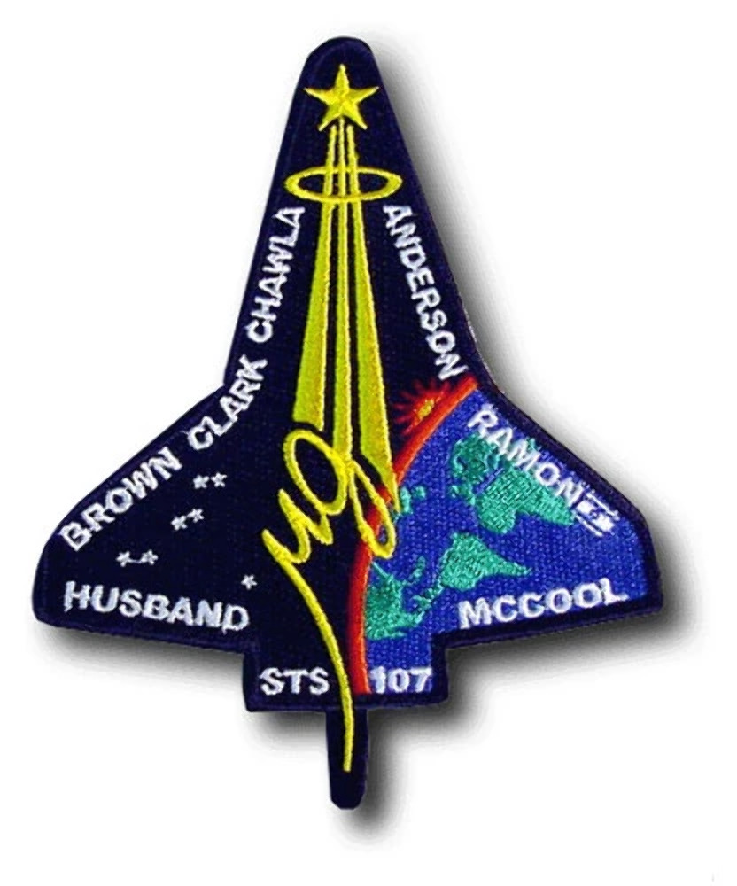 nasa patches on sleeve - photo #49