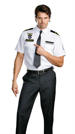 Security Officer Clothing Store