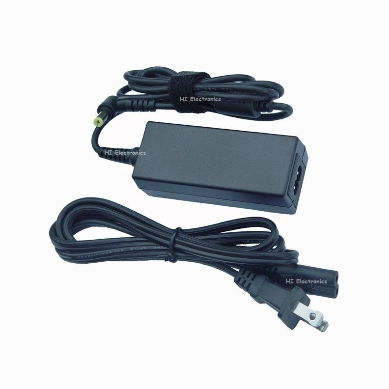 Acer Aspire Cord : Ac adapter cord charger for acer aspire one ao bz