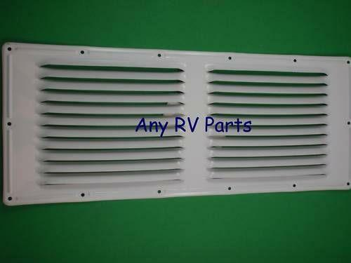 Dometic Rv Refrigerator Sidewall Vent 3100451024 White Ebay