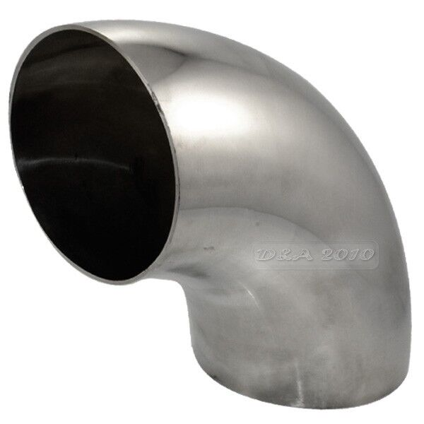 φ od mm sanitary weld elbow pipe fitting