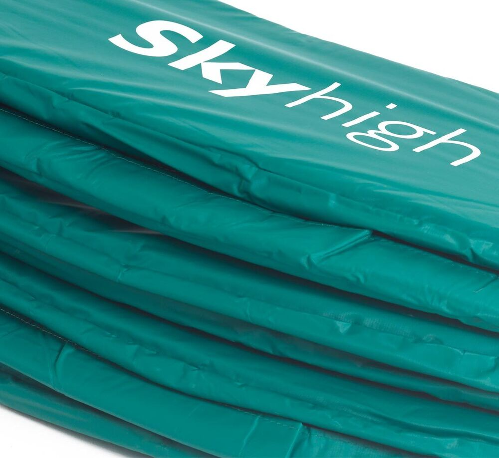 8ft 10ft 12ft And 14ft Premium Green Skyhigh Trampoline