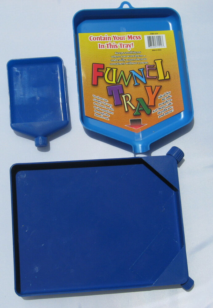 Craft Funnel Tray