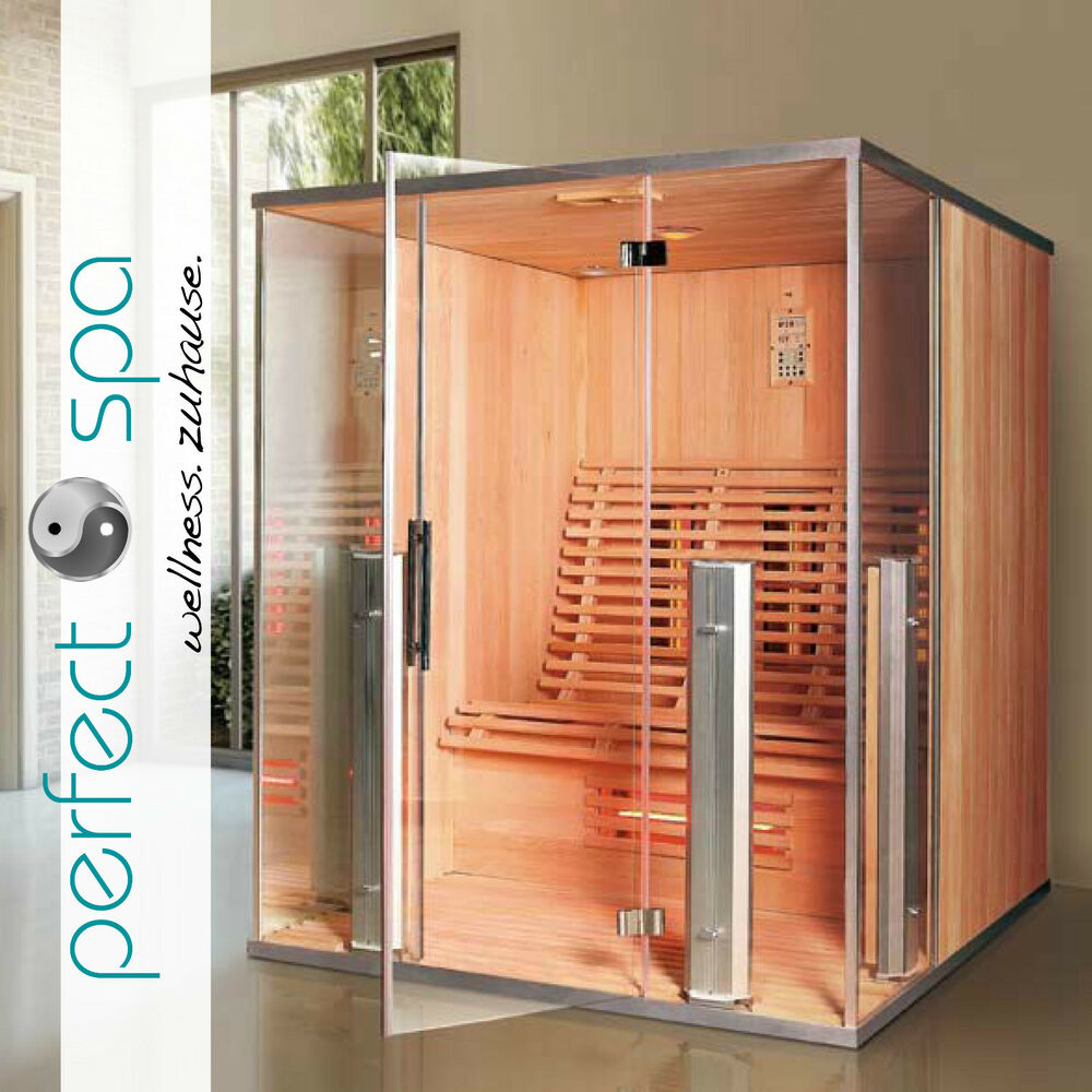 argos ii infrarotkabine sauna w rmekabine infrarotsauna infrarotw rmekabine neu ebay. Black Bedroom Furniture Sets. Home Design Ideas