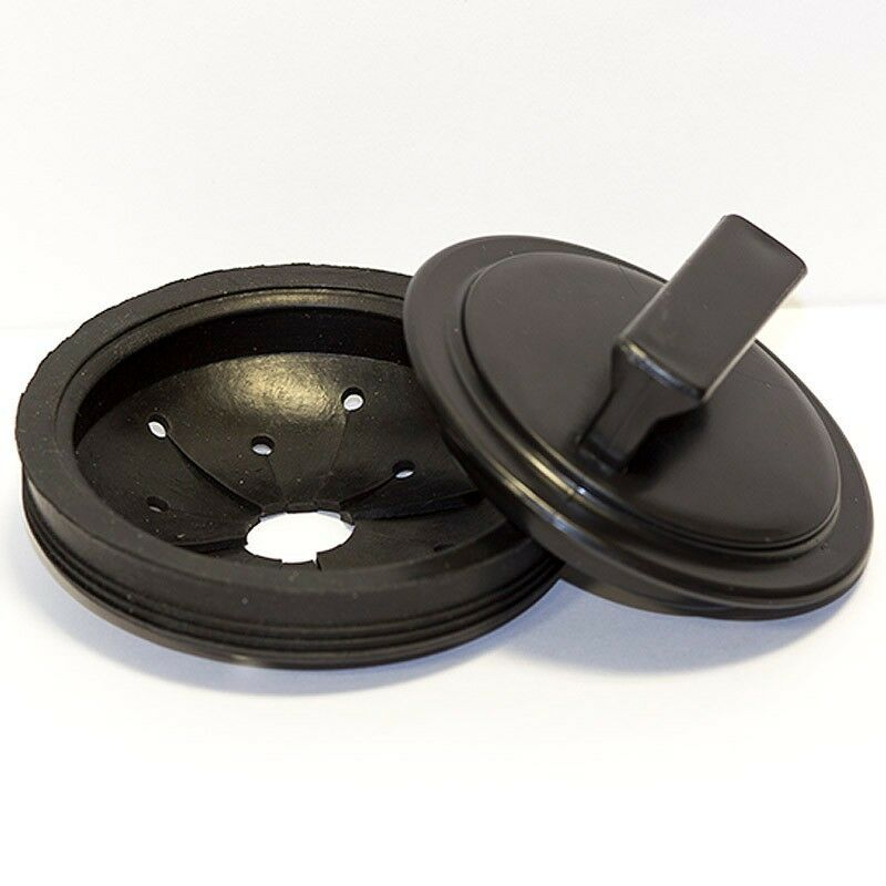 Sink Stopper : Replacement Garbage Disposal Disposer Stopper & Splash Guard ...