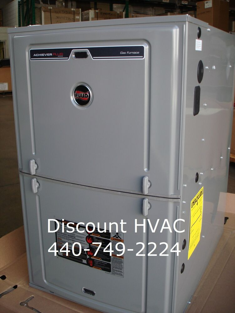 Two Stage Gas Furnace