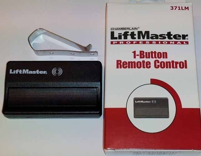 Sears Craftsman 139 53753 One Button Garage Door Opener