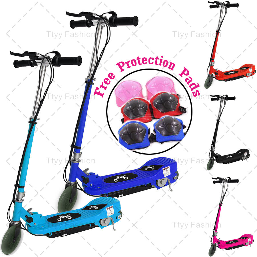 new kids electric scooters 120w 24v ride on toy battery. Black Bedroom Furniture Sets. Home Design Ideas