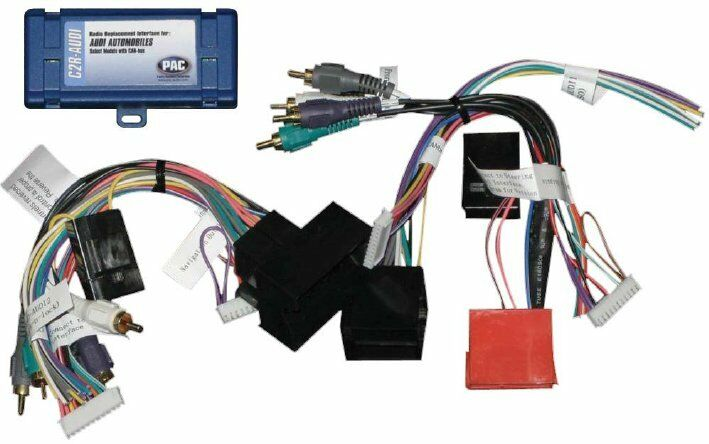 96 audi a4 wiring harness diagram 2004 - 2010 select audi aftermarket radio wiring harness ...