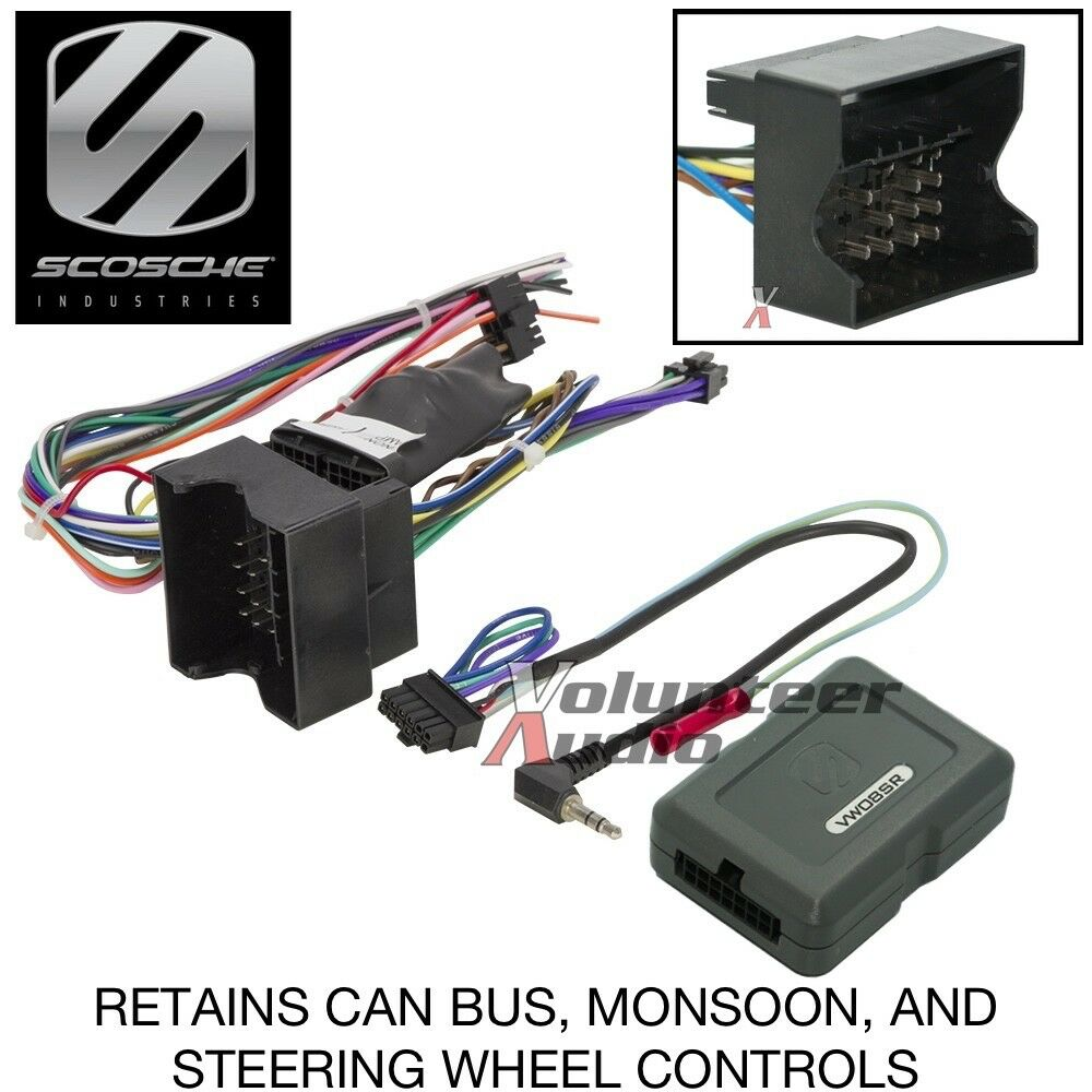 s-l1000 Scosche Wiring Harness Color Code Vw on harness diagrams ford color code, harness diagrams s57 ford, harness diagram for dodge ram, harness application guide, loc2sl, harness interface codes, cr04b, harness diagrams dodge, harness diagrams ta7000,