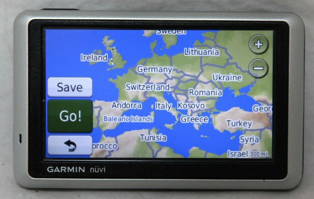 Free GPS software for your Garmin n vi