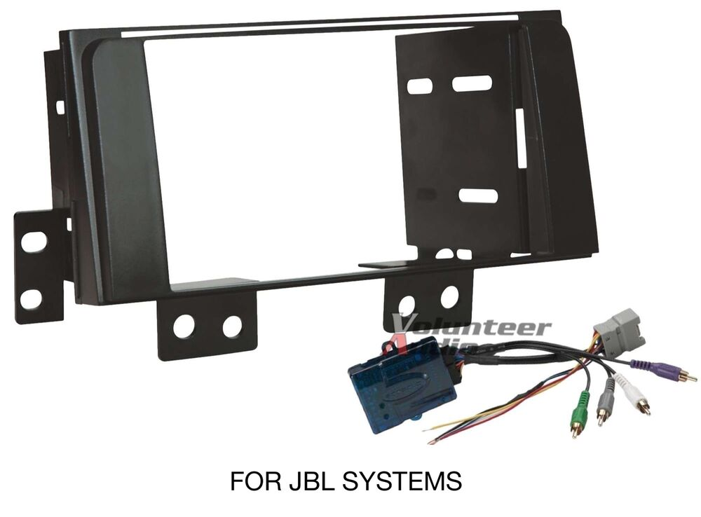 Toyota 4 Runner Double Din Car Stereo Radio Install Dash